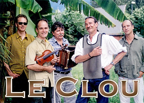Le Clou - Cajun Music