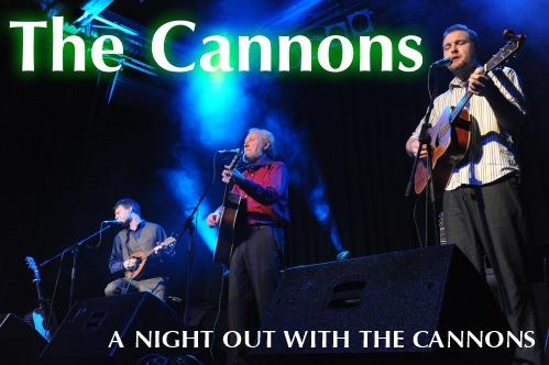 The Cannons - Kulturdiele - Culturkreis Hemmor e.V.